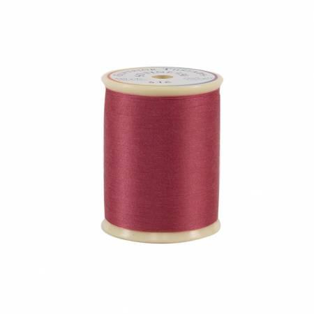 So Fine Polyester Thread 3-ply 50wt 550yds 416 Rose Petal