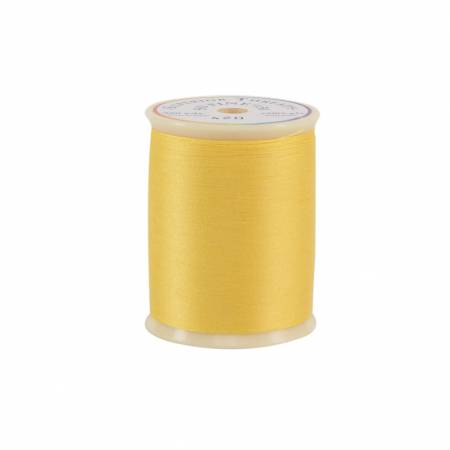 So Fine Polyester Thread 3-ply 50wt 550yds Daffodil, 420