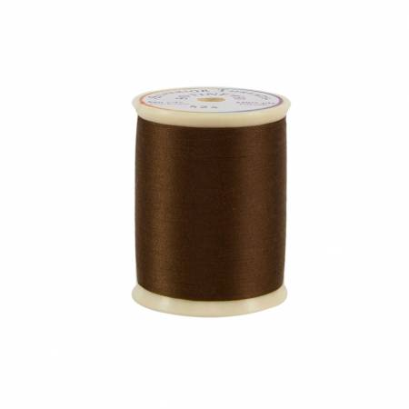 So Fine Polyester Thread 3-ply 50wt 550yds 424 Chocolate