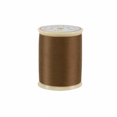 So Fine Polyester Thread 3-ply 50wt 550yds 425 Brown Sugar