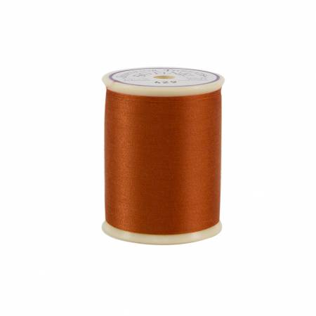 So Fine Polyester Thread 3-ply 50wt 550yds 429 Pumpkin