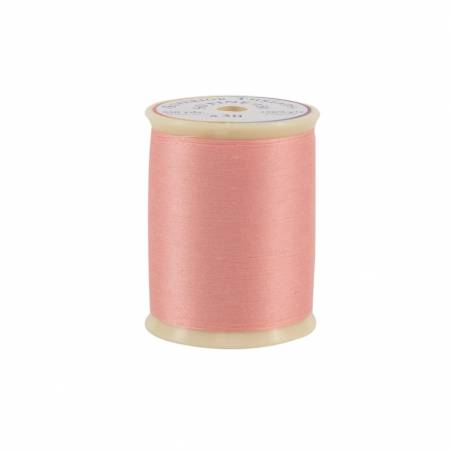 So Fine Polyester Thread 3-ply 50wt 550yds Peach Tart