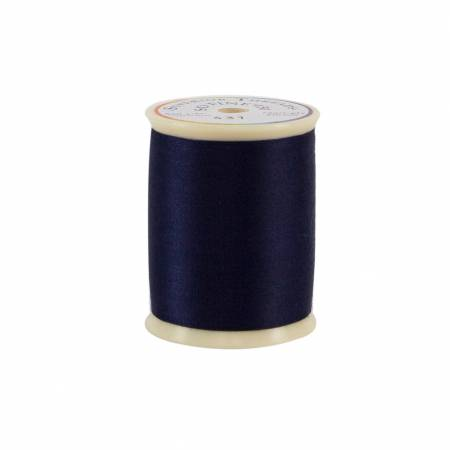 So Fine Polyester Thread 3-ply 50wt 550yds Navy, 431