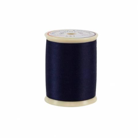 So Fine Polyester Thread 3-ply 50wt 550yds 431 Navy