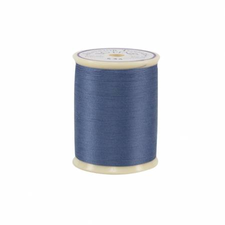 So Fine Polyester Thread 3-ply 50wt 550yds Misty Blue, 434
