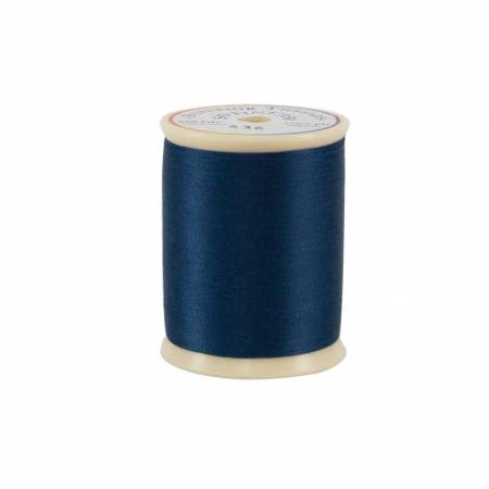 So Fine Polyester Thread 3-ply 50wt 550yds Midnight Harbor, 436