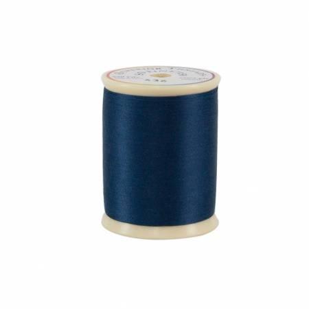 So Fine Polyester Thread 3-ply 50wt 550yds 436 Midnight Harbor