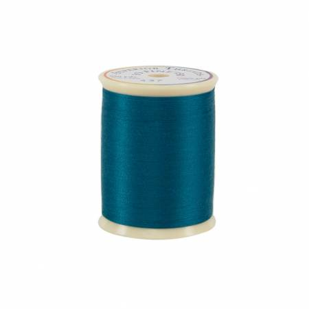 So Fine Polyester Thread 3-ply 50wt 550yds 437 Teal