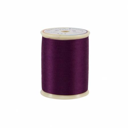 So Fine Polyester Thread 3-ply 50wt 550yds Purple Iris