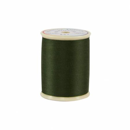 So Fine Polyester Thread 3-ply 50wt 550yds Ivy 447