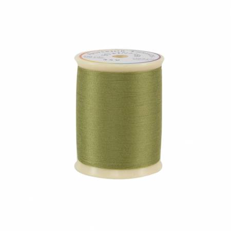 So Fine Polyester Thread 3-ply 50wt 550yds Celery, 449