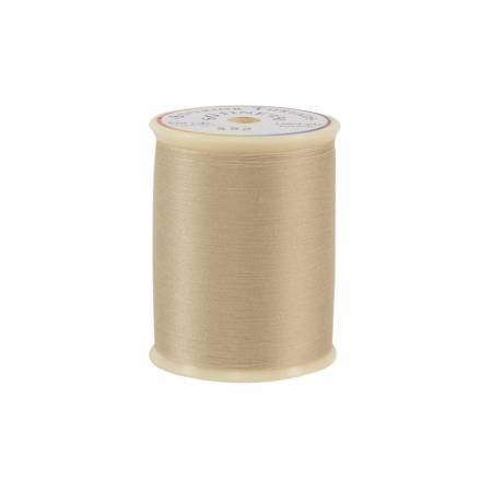 So Fine Polyester Thread 50wt 550yd Bone, 452