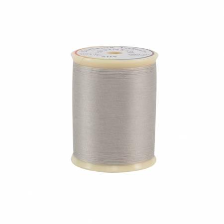 So Fine Polyester Thread 50wt 550yd Silver Screen