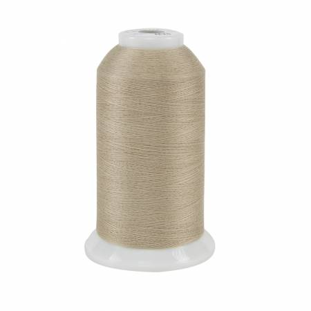 So Fine Polyester Thread 3-ply 50wt 3280yds Putty