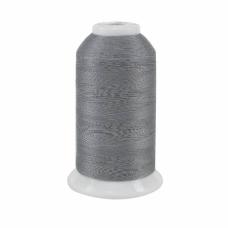 So Fine Polyester Thread 3-ply 50wt 3280yds Silver