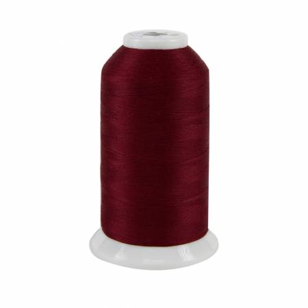 So Fine Polyester Thread 3-ply 50wt 3280yds Claret