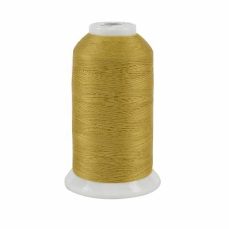 So Fine Polyester Thread 3-ply 50wt 3280yds Straw #423