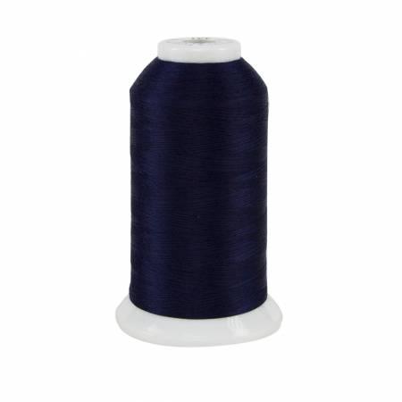 So Fine Polyester Thread 3-ply 50wt 3280yds Navy