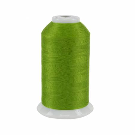 So Fine Polyester Thread 3-ply 50wt 3280yds Spring Green