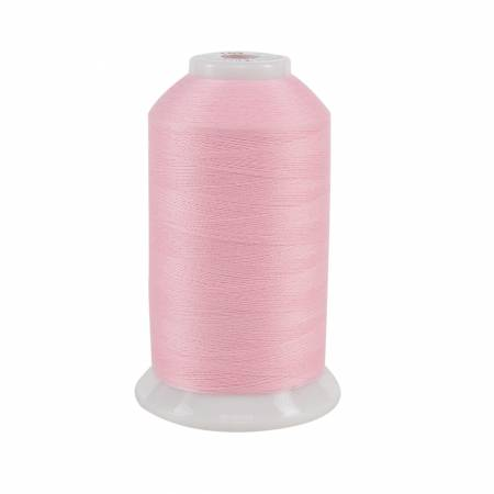 So Fine Polyester Thread 3-ply 50wt 3280yds Pastel Pink