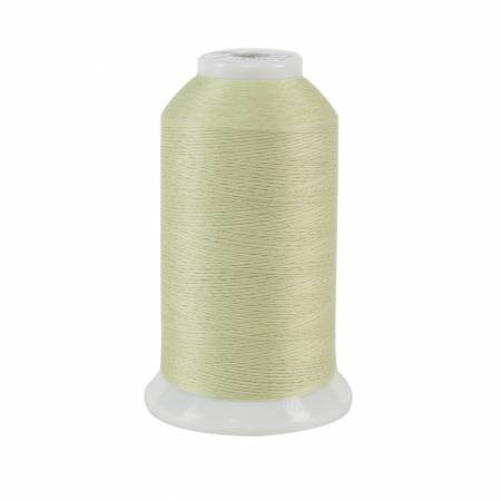 So Fine Polyester Thread 3-ply 50wt 3280yds Moda Green