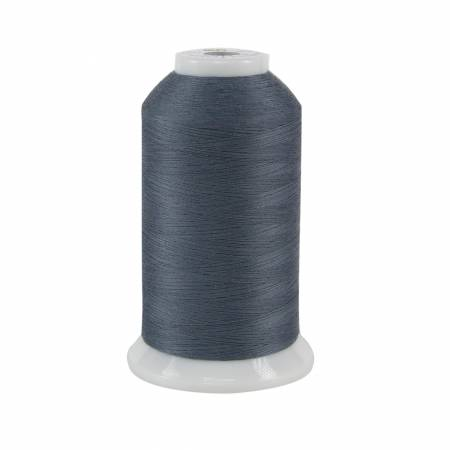 So Fine Polyester Thread 3-ply 50wt 3280yds Washed Denim #509