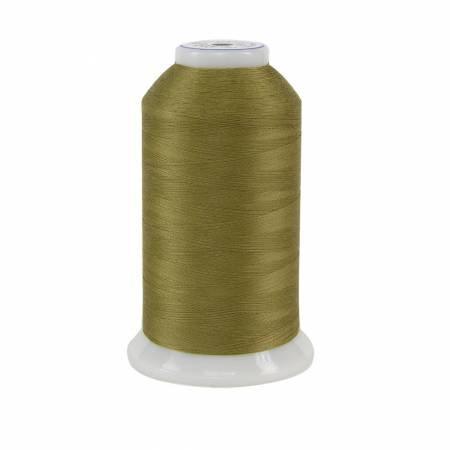 So Fine Polyester Thread 3-ply 50wt 3280yds Patio Green