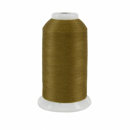 So Fine Polyester Thread 3-ply 50wt 3280yds Gondola Gold