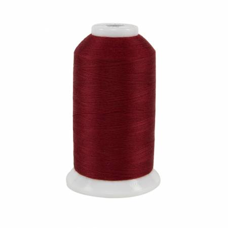 So Fine Polyester Thread 3-ply 50wt 3280yds Chianti