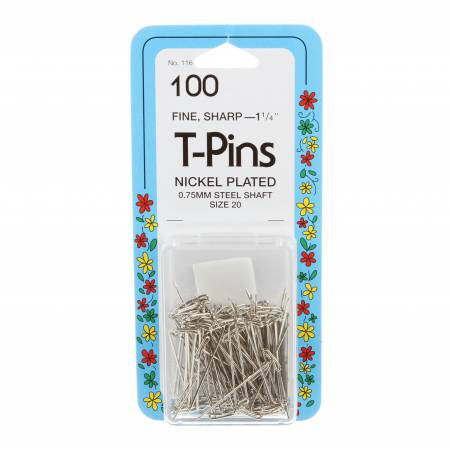 T-Pins Size 20 - Collins 116