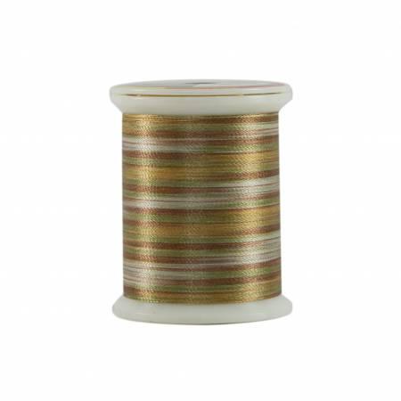 Fantastico Variegated Trilobal Polyester 500yd Spice Cake 5010