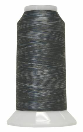 Fantastico Variegated Trilobal Polyester 2000yd Dapple Gray 5099