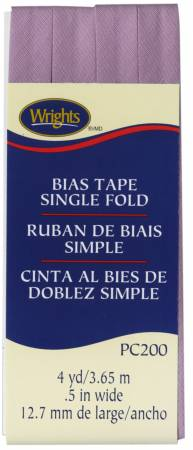 Single Fold Bias Tape - Lavender (051)