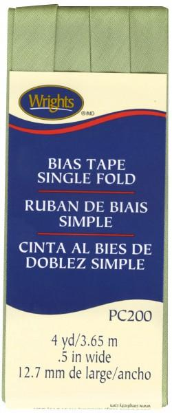 Single Fold Bias Tape Seagreen