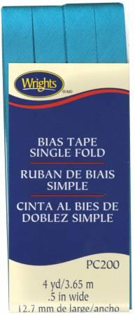 Single Fold Bias Tape Mediterranean