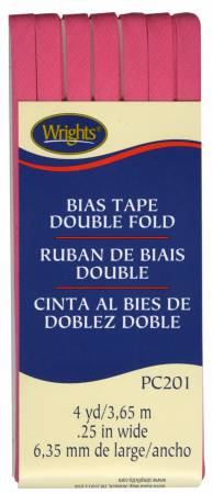 Double Fold Tape 4yd Berry Sorbet