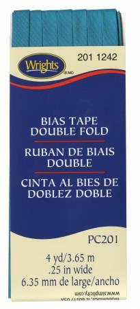 Double Fold Bias Tape Mediterranean