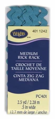 Medium Rick Rack Mediterranean