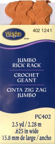 Jumbo Rick Rack Carrot