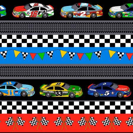 Fast Track Stripe