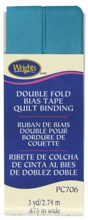 Double Fold Quilt Binding Mediterranean Bias Tape
