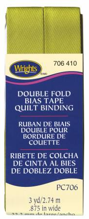 Quilt Binding 3yd Dill Pickle