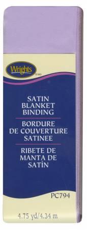 Satin Blanket Binding Lavender 051