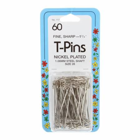 COLLINS T-PINS 1-34