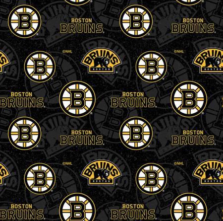 NHL Hockey - Boston Bruins - By Sykel Enterprises