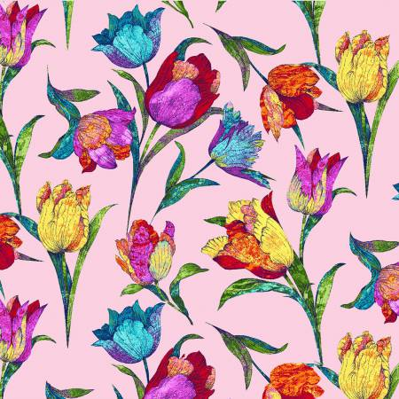 Pink Tulips883