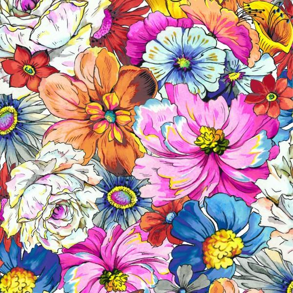 Multi Packed Floral