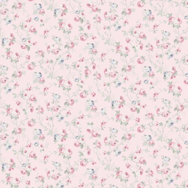 Pink Floral Vine281
