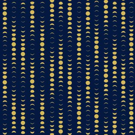 Moon Rabbit Navy Moon Stages
