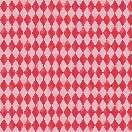 Night of the Nutcracker - Diamonds Pink/Red